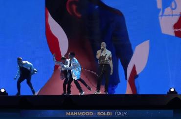 Eurovision 2019, ecco le prime prove ufficiali di Mahmood – video
