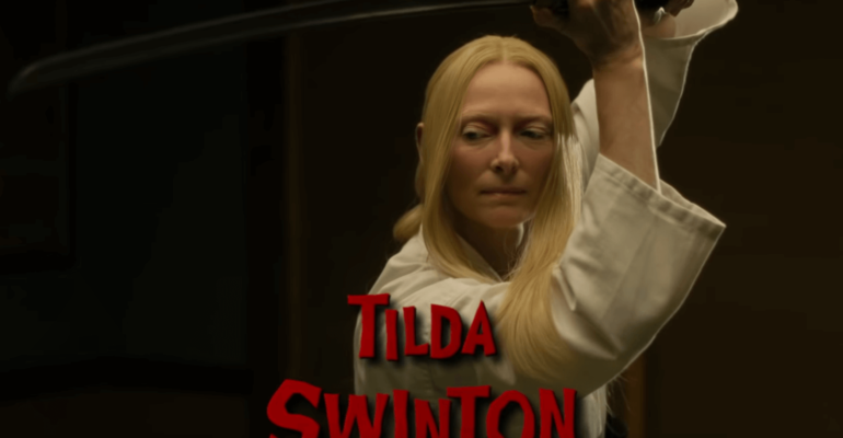 I MORTI NON MUOIONO di Jim Jarmusch, primo trailer italiano dello zombie-movie con Tilda Swinton