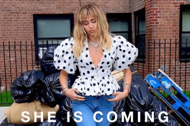 She is Coming di Miley Cyrus, il 30 maggio il nuovo singolo?