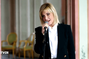 The Voice, Simona Ventura canta Gino Paoli – il video