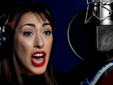 Aladdin, Naomi Rivieccio canta Il mondo è Mio – video