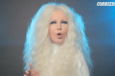Pianeti, ecco il nuovo video di  Patty Pravo