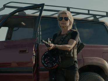 Terminator – Destino oscuro, ecco il primo trailer in italiano
