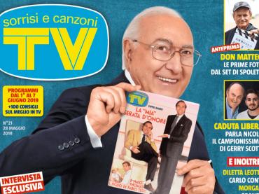 Pippo Baudo, 60 anni di carriera: show Rai e copertina di Tv Sorrisi e Canzoni