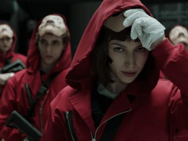La casa di carta – Parte 3, il geniale promo italiano che cita lo spot contro la pirateria