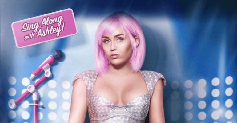 Black Mirror 5, ecco il poster dell'episodio con Miley Cyrus