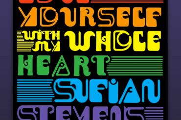 Sufjan Stevens ha realizzato due nuovi brani per il Pride, ECCOLI – audio