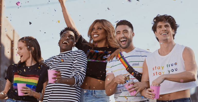 H&M lancia la PRIDE COLLECTION: il bellissimo spot con Laverne Cox – video