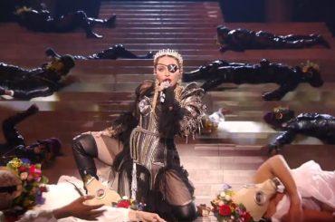 Eurovision, Madonna multata per il messaggio di pace tra Israele e Palestina: 'contenta di averlo fatto'