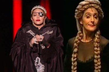 Madonna è Anna Marchesini, l'esilarante video