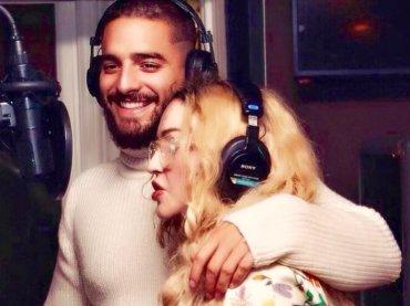 SOLTERA, Maluma annuncia un 3° duetto con Madonna (dal suo nuovo album)