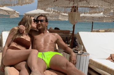 Estate 2019, Calciatori in costume: da Salah a Totti – le foto social