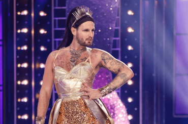 Nico Tortorella pazzesco a Lip Sync Battle