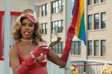 Smirnoff dona 1.5 milioni di dollari ad associazioni LGBT, lo spot PRIDE con Laverne COX