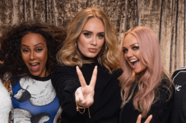 Adele incontra le Spice Girls e impazzisce: 'mi sono ubriacata con loro'