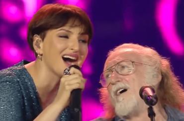 """Arisa canta """"Vacanze romane"""", il video"""