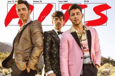 Jonas Brothers boom, primato Billboard e miglior esordio dell'anno in America