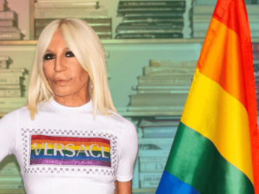 Donatella Versace sarà al World Pride come ambasciatrice Stonewall