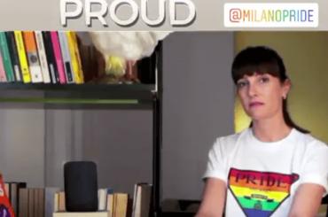 Victoria Cabello madrina (solo social, purtroppo) per il Milano Pride, il video