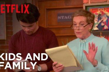 The Bridgerton, Julie Andrews  nella serie Netflix di Shonda Rhimes