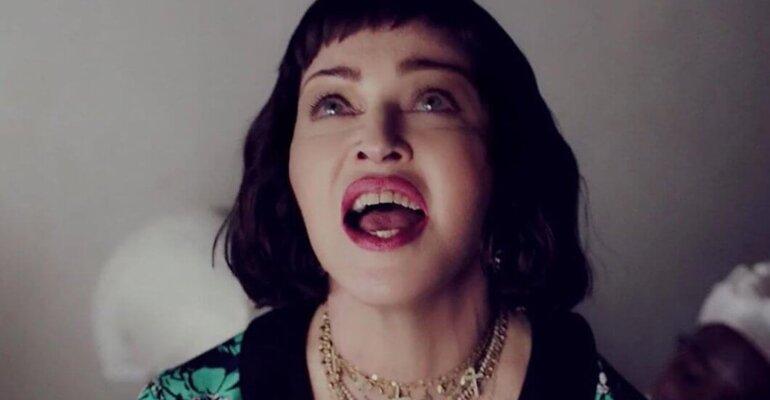 Batuka di Madonna, il video ufficiale