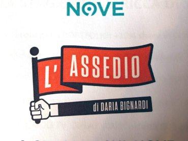 L'assedio, da ottobre il ritorno di Daria Bignardi su Nove
