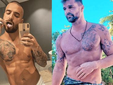 No Se Me Quita, Maluma e Ricky Martin girano un video insieme – foto
