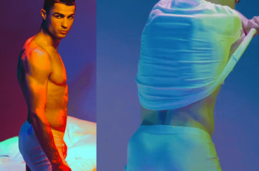 Cristiano Ronaldo in mutande, backstage dalla nuova campagna di intimo – video e foto