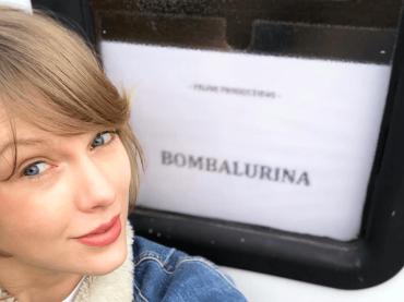 Cats, Taylor Swift annuncia novità per venerdì