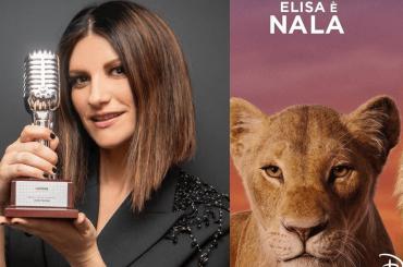 Il Re Leone, ecco cosa sarebbe successo se Laura Pausini avesse doppiato Nala al posto di Elisa – VIDEO