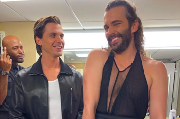 Jonathan Van Ness e Antoni Porowski di Queer Eye stanno insieme