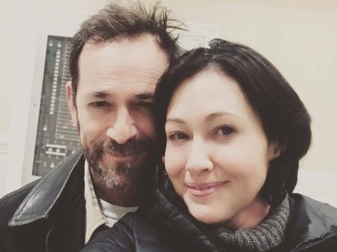Riverdale, Shannen Dorherty guest star nell'episodio tributo a Luke Perry