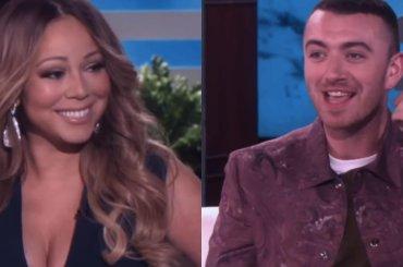 Mariah Carey e Sam Smith, pioggia di complimenti social a vicenda: arriva un duetto?