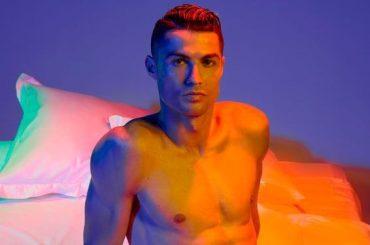 Cristiano Ronaldo in mutande, le foto della nuova campagna
