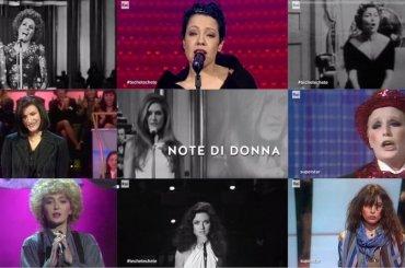 Note di Donna: Le Signore della Tv, il puntatone di Techetechetè vince la serata – ecco dove recuperarlo
