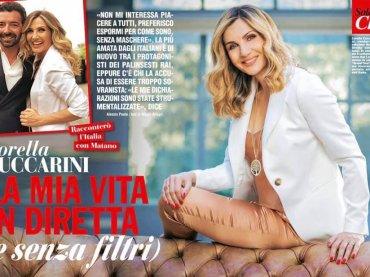 """Lorella Cuccarini conferma: """"Sono sovranista, non ci vedo nulla di male a dirlo"""""""