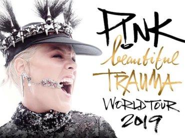 Pink da record, il Beautiful Trauma Tour secondo solo allo  Sticky and Sweet Tour di Madonna