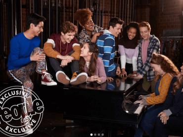 High School Musical, ecco le prime immagini del reboot tv