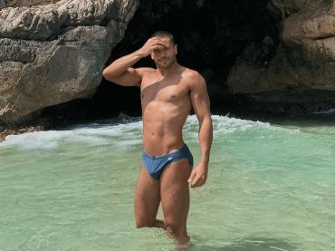Giuseppe Giofrè, è nuovo pacco social – foto