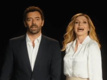 La Vita in Diretta, primo spot con Lorella Cuccarini e Alberto Matano – video
