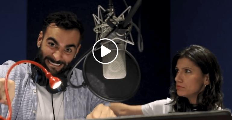 Il Re Leone, Marco Mengoni ed Elisa doppiatori in una clip – video