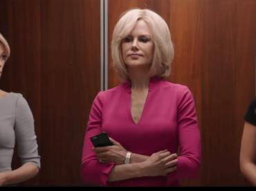 BOMBSHELL, primo trailer per il film con Margot Robbie, Charlize Theron e Nicole Kidman