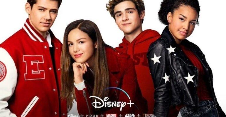 High School Musical, primo poster e trailer del reboot