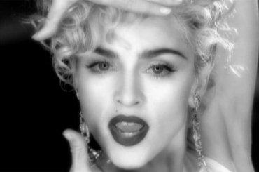 Vogue da record, Madonna entra nella Storia