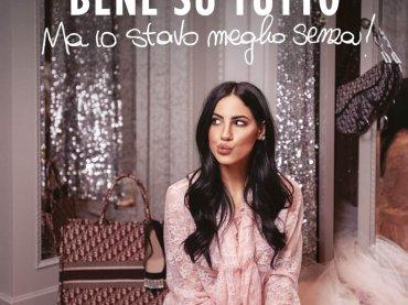 """""""Le corna stanno bene su tutto"""" BOOM, ecco quanto ha venduto in una settimana il libro di Giulia De Lellis"""