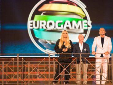 Eurogames, partenza con il 16% di share e 3 milioni di telespettatori