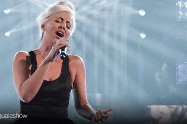 Tale e Quale Show, Lidia Schillaci canta Shallow di Lady Gaga – video