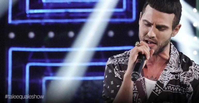 Tale e Quale Show 2019, Francesco Monte è Mahmood – video