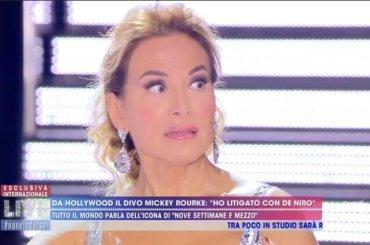 """Imma Battaglia la butta in caciara: """"Sessista chiudere Live Non è la D'Urso"""""""