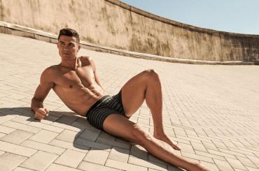 Cristiano Ronaldo, nuove foto in mutande